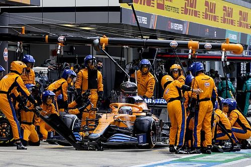 """Ricciardo sur son arrêt raté : """"C'est en partie ma faute"""""""