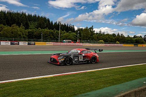 Spa 24h: ASP Mercedes heads Thursday qualifying