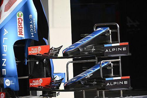Az Alpine felfedte, mi állt a két versenyzőjük közötti nagy eltérés hátterében