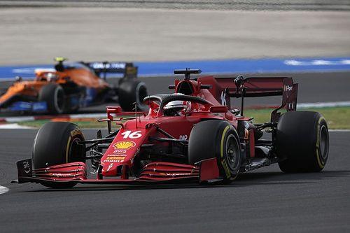 Ferrari Akui Risiko Besar Gunakan Mesin Baru