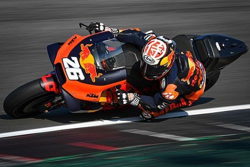 "Pedrosa ""so much better"" than KTM expected"