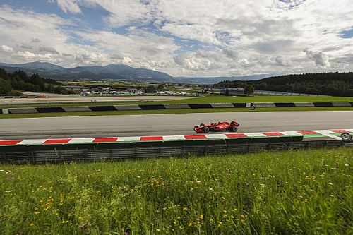 Live: Follow Austrian GP final practice as it happens