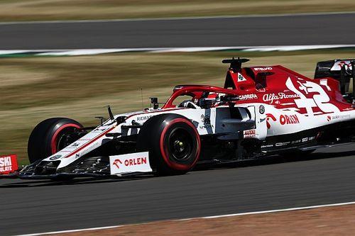 Alfa Romeo: Raikkonen stufo di chiudere la griglia