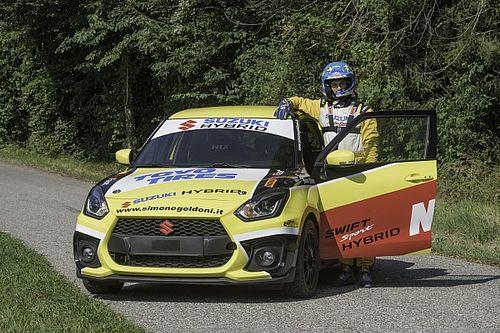 """Suzuki, Goldoni: """"Ecco come sviluppo la Swift Hybrid R1"""""""