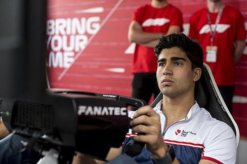 Juan Manuel Correa volta ao esporte um ano e meio após acidente com Hubert e correrá pela ART na F3 em 2021
