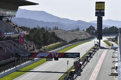 F1: Pilotos analisam prós e contras de 'nova' pista da Espanha