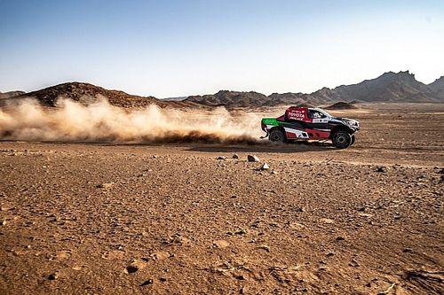 بطولة السعودية للراليات الصحراوية 2020 تنطلق مع رالي حائل