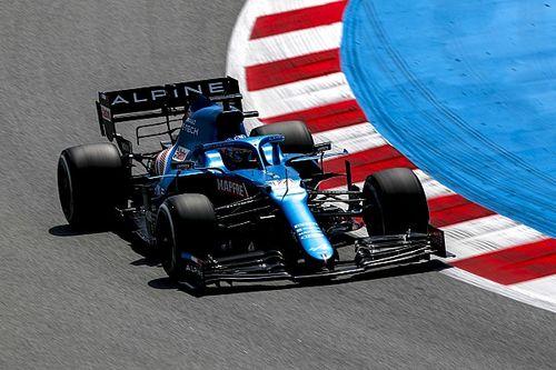 Tampil Cepat pada FP2, Alonso Belum Puas