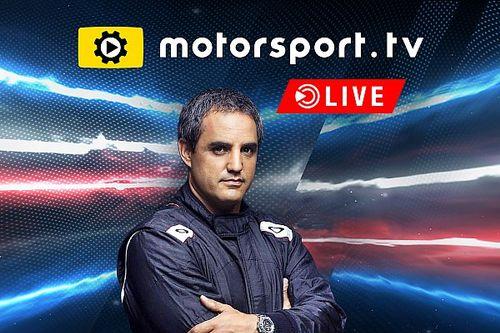 Motorsport Network firma a Juan Pablo Montoya como presentador de Motorsport TV