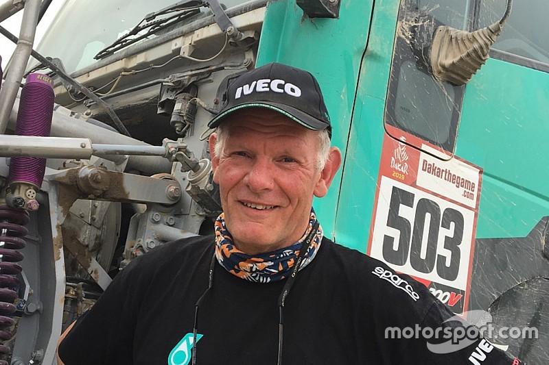 Why running a top Dakar truck team is