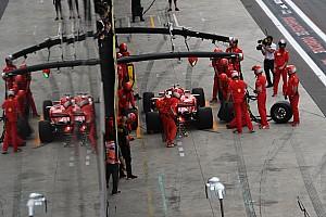 Mercedes: Ferrari