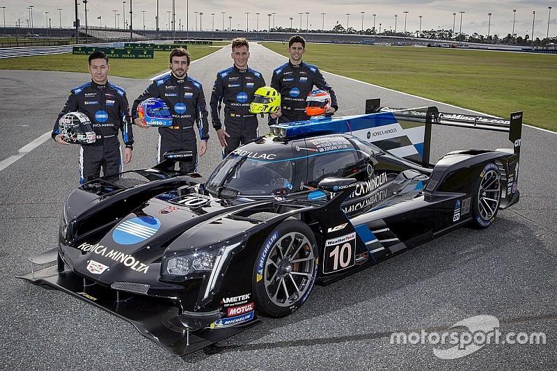 Kobayashi puts WTR Cadillac on top at Daytona