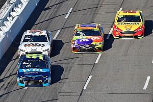 NASCAR looking
