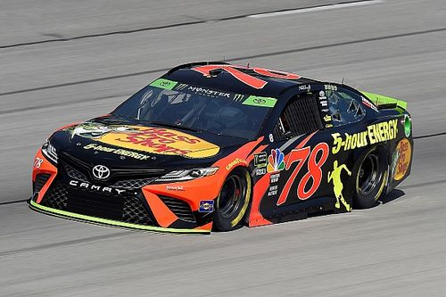Sponsor Bass Pro Shops joins Martin Truex Jr. at Joe Gibbs Racing