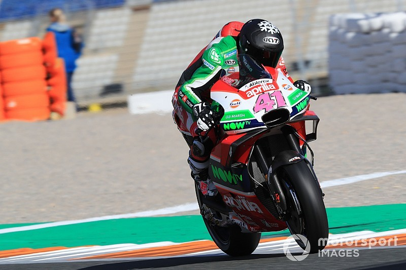 Espargaro to skip Jerez test due to gastritis