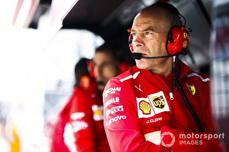 Ferrari: Clear sarà ingegnere di pista di Leclerc, Mekies al suo posto?