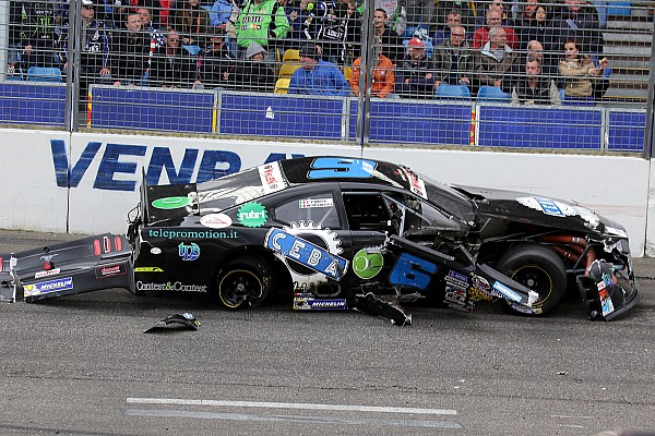 NASCAR Euro Schlägerei überschattet Venray-Wochenende
