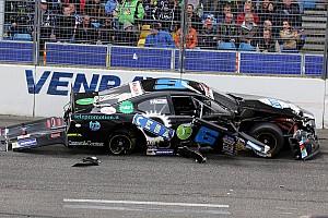 NASCAR Euro Rennbericht Schlägerei überschattet Venray-Wochenende