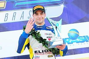 Fórmula 3 Brasil Relato da corrida Matheus Iorio reina absoluto em rodada tripla da F3