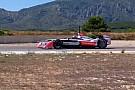 Monteiro tests Mahindra Formula E car at Calafat
