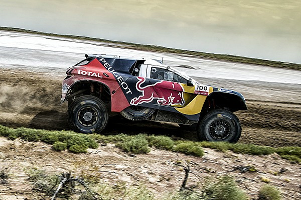 Cross-Country Rally Silk Way Rally – Leg 9 : An All-Peugeot podium
