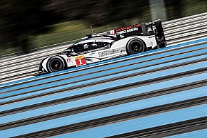 WEC Testing report Porsche tops Day 2 morning session, Toyota causes red flag