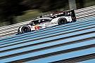 Porsche, adelante en la mañana del sábado