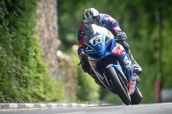 Circuitracen Raceverslag Isle of Man TT: Michael Dunlop boekt vijftiende overwinning