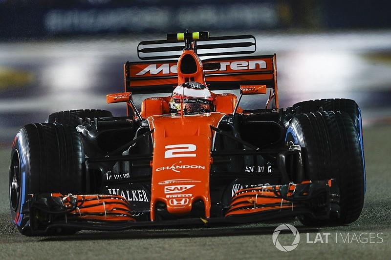 McLaren: Vandoorne está comenzando a rendir como esperábamos