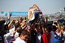 """MotoGP Márquez: """"En otro circuito me habría rendido"""""""