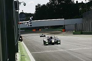 CIP Gara Ivan Bellarosa e Ranieri Randaccio si impongono in Gara 1 a Vallelunga