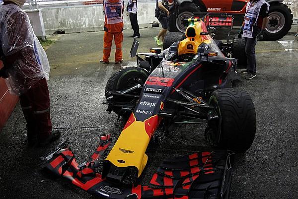 Verstappen cree que Red Bull perdió su última opción de ganar