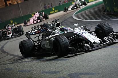 F1 La columna de Massa: 'Vettel fue muy enérgico en la salida de Singapur'