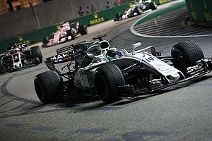 F1 Artículo especial La columna de Massa: 'Vettel fue muy enérgico en la salida de Singapur'