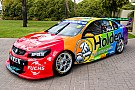 Supercars Holden to run 'equality'  livery at Australian Grand Prix