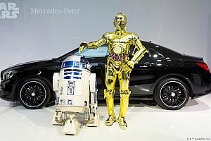 Automotive Noticias de última hora Mercedes CLA 180 Star Wars Edition, que la Fuerza te acompañe...