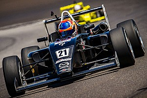 USF2000 Raceverslag USF2000 Indianapolis: Van Kalmthout wederom op het podium