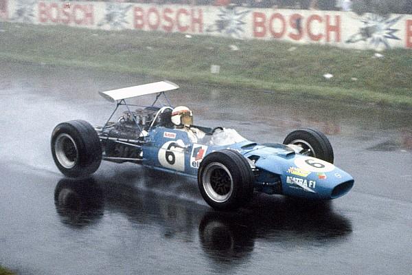Formule 1 1968 - La course héroïque de Jackie Stewart sur le Nürburgring
