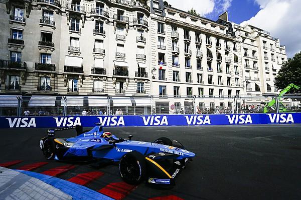 Буэми выиграл гонку Формулы Е в Париже
