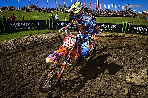 MXGP Race report Cairoli pertahankan red plate di MXGP Jerman