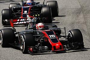 Formula 1 Breaking news Magnussen: Grosjean quicker than Button