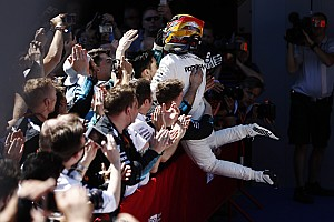 Formula 1 Top List Spanish GP: Top 25 photos from the race