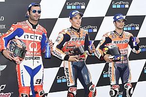 MotoGP Hasil Starting grid MotoGP Jerman 2017