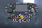 Ferrari: il nuovo pulsante sul volante serve a gestire al meglio le gomme?