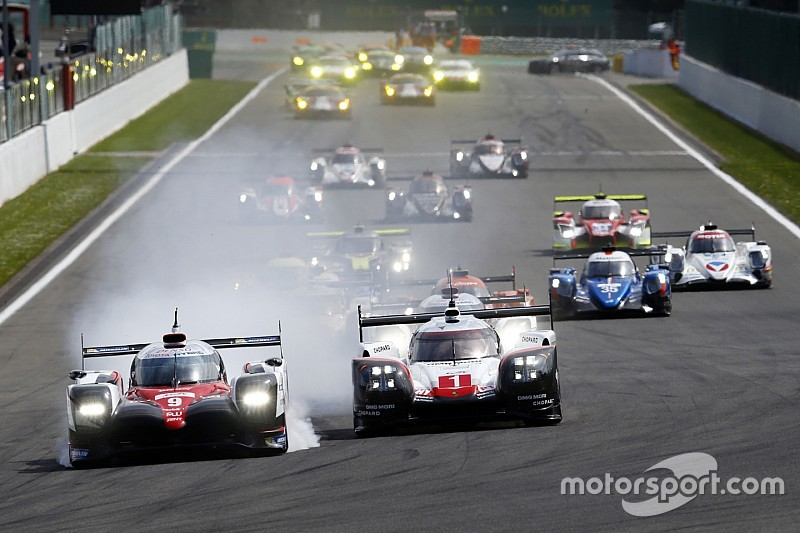 Motorsport.tv: Programmering in juli