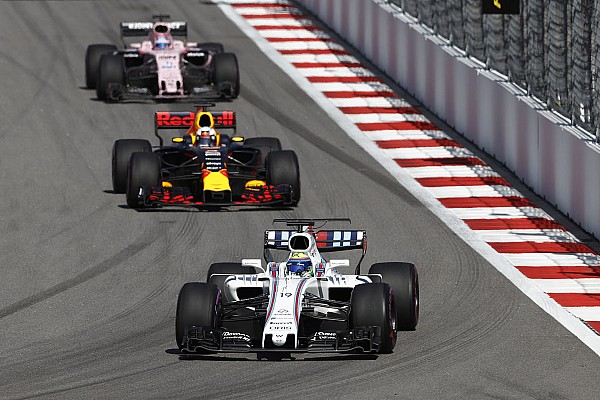 Massa column: Puncture costly in Ricciardo points battle