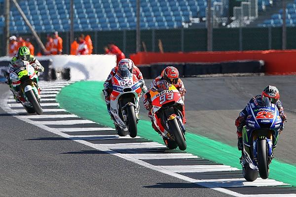 MotoGP Viñales evitou