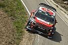 WRC Мик принес Citroen вторую победу в сезоне