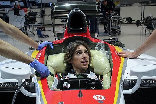 FIA F2 Actualités Roberto Merhi veut relancer sa carrière en F2