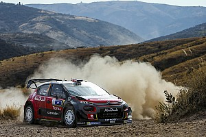 WRC Leg report Mexico WRC: Meeke maintains lead over Ogier